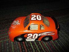 NASCAR ACTION TONY STEWART HOME DEPOT #20 PULLBACK PULL & GO RACE CAR, GUC