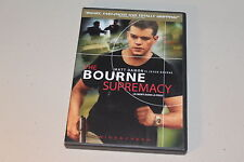 The Bourne Supremacy - DVD - Free Shipping!