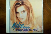 Kylie Minogue - Greatest Remix Hits, Vol. 1, Wea Music Japan  - CD, VG
