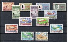 Afganistan Valores del año 1961-84 (CQ-702)