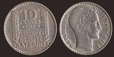 FRANCIA 10 FRANCS 1929 ARGENTO SILVER