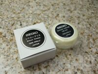 Genuine Seiko Silicon Grease TSF-451 4g for Waterproof Watch Gaskets