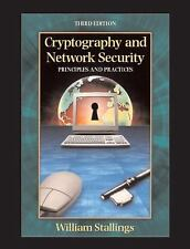 Cryptography and Network Security: Principles and Practice (3rd Editio-ExLibrary