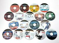 Lot of (18) Microsoft XBOX Video Games Disc Only (Good to Very Good Condition)