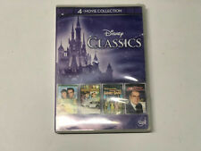 ** Disney Classics: 4-Movie Collection (DVD, 2012, 4-Disc Set)
