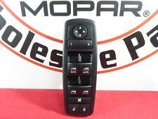 Dodge RAM 1500 2500 3500 Quad & Crew Cab Master Window Switch NEW OEM MOPAR
