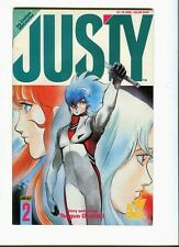 Justy 2 . Tsuguo Okazaki - Viz Comics 1988 - FN / VF