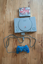 Console PlayStation 1 version PAL (SCPH-7502) + Metal Gear Solid
