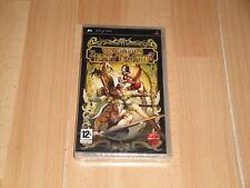 Warriors of the perdido Empire Sony PSP