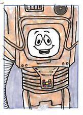 Dynamite Fallout  Sketch Card by ????? h