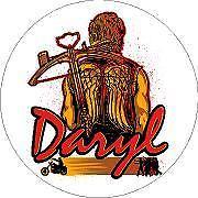 Daryl Walking Dead Sticker Decal