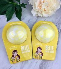 Da Bomb Disney Princess Belle Surprise Bath Bomb Set - Lot of 2 FREE SHIPPING