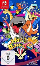 Nintendo SWITCH Spiel Happy Birthdays NEU NEW 55