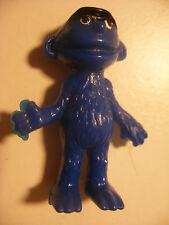 ORTF Figurine Vintage 1978 CTW 1 Rue SESAME Street  PVC Souple MORDICUS