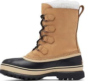 Sorel Men's Caribou Waterproof Boot Round Toe - 1002871281
