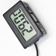 Indoor Temperature Humidity Thermometer Digital Temp Sensor Probe Waterproof Hot