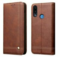 Leather Flip Cover For XiaoMI RedMi Note 7 Case Wallet Card Stand Magnetic Cover
