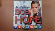 The Legendary Bob Hope 7 VHS Video Box Set unopened   ORIGINAL SHRINK WRAP