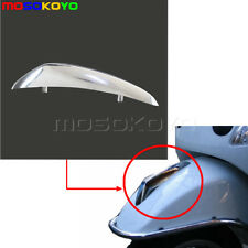 New Front Mud Guard Fender Crest Chrome 190mm For Vespa GTS 125 250 S 50 125 250