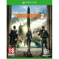 Tom Clancy's The Division 2 Xbox One BRAND NEW FACTORY SEALED.