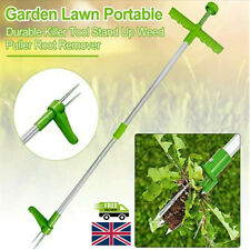 More details for weed remover weed puller twister steel claw weeding root killer garden hand tool
