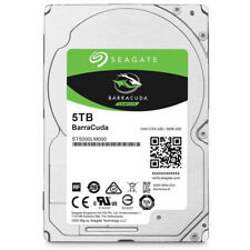 Seagate Festplatte 5000GB 5 TB 2,5 Zoll SATA3 interne Notebook ST5000LM000 128MB