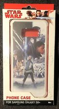 Disney Star Wars Phone Case For Samsung Galaxy S8+ The Force Awakens Rey Storm