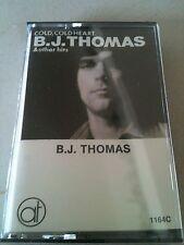 "B.J. THOMAS :COLD, COLD HEART""  Cassette"