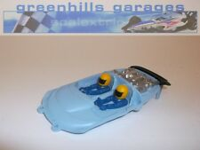 Greenhills Scalextric Jaguar XJ220C Italia Copa C2013 Cabina Interior: se utiliza