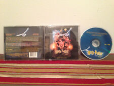 Harry Potter and the Philospher's Stone Music cd Case-disc & insert