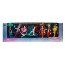 Disney 30th The Little Mermaid Ariel and Sisters Doll Set New with Box