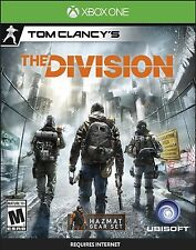 Tom Clancy's The Division [Xbox One Game] Xbox One NEW In Stock