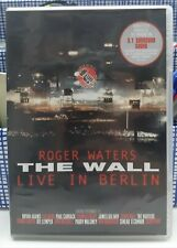 DVD - ROGER WATERS  - THE WALL - LIVE IN BERLIN