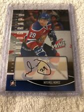 12/13 ITG Heroes/Prospects Auto Mitchell Moroz Hockey Card #A-MM
