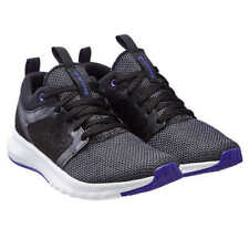 Reebok Ladies' Running Shoes Womens' Mesh Sneaker Black/Purple/White Size 8.5