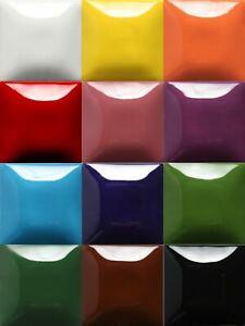 Mayco Stroke & Coat Wonderglaze Paint 59ml/2oz - For Kiln-Firing