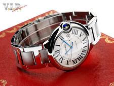 Cartier globo Bleu Automatik reloj cronógrafo hombre 42mm Automatic watch montre orologio