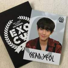 """EXO CHANYEOL Official Photocard 2017 EXO-L-JAPAN presents EXO CHANNEL""""EXO CUP"""""""