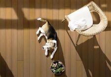WPC Terrassendielen Terrassenbelag Terrassenboden MUSTER Braun 22mm x 143mm