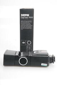 Sunpak DigiFlash 3000 Flash For Nikon #955