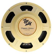 """Tone Tubby 12"""" Organic Alnico Hemp Cone Guitar Speaker 8 ohm NEW with warranty"""