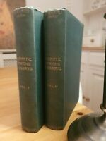 Bernard Shaw 1909 2 Volumes Dramatic Opinions And Essays