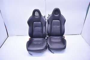 2005 Honda S2000 S2K Front Seats Left & Right Seat Pair OEM 05