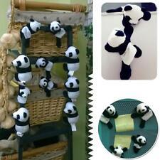 Lovely Plush Panda Fridge Magnet Refrigerator Sticker Gift Toy PP cotton AU