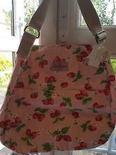 Cath-Kidston-Cotton-Canvas-Messenger-Bag-Across-Body Strawberry