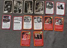 Rolling Stones, 14 cartes divers - carrefour market