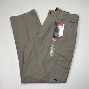 Tru-Spec Mens 24-7 Series Original Tactical Cargo Pants Khaki