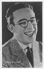 B88607 harold lloyd    movie star actors