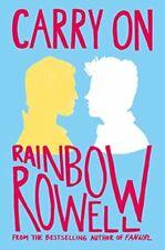 Carry On,Rainbow Rowell