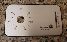 Johnson Controls Horizontal Thermostat Plate Cover New